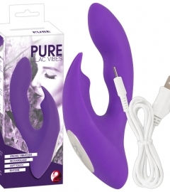 Pure Lilac Vibes Dual Motor