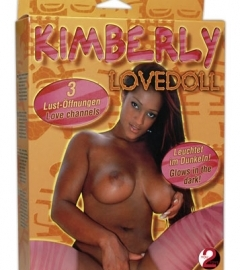 You2Toys Kimberly Lovedoll - nafukovacia panna