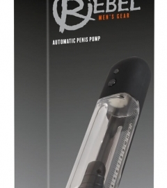 You2Toys Rebel Automatic Penis Pump - vákuová pumpa na penis