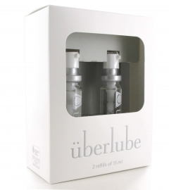 Uberlube - Silicone Lubricant Good-To-Go Refills