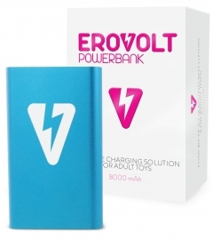 EROVOLT POWERBANK - BLUE