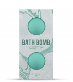 DONA - BATH BOMB NAUGHTY SINFUL SPRING BATH 140 GRAM