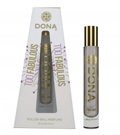 Dona - Roll-On Perfume Too Fabulous Body 10 ml