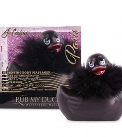 I Rub My Duckie 2.0 | Paris (Black)
