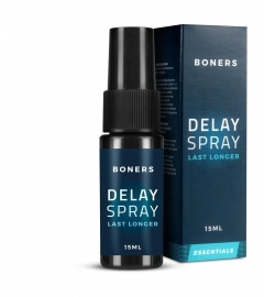Boners Orgasmevertragende Spray