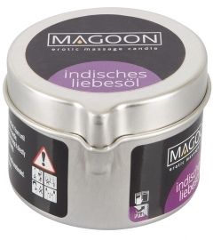 Indian Magoon Love Massage Candle (50ml)