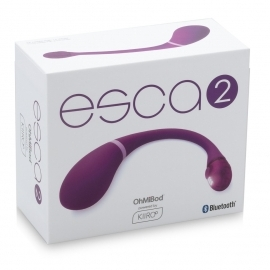 Kiiro Ohmibod Esca 2 - cordless, smart vibrating ...