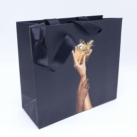 Decorative bag (20 x 18 x 8cm)